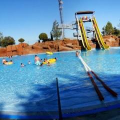 Aquópolis: Parque acuático