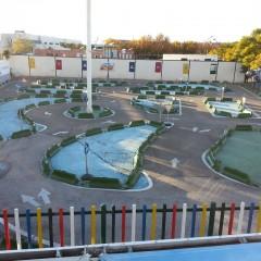 Parque infantil: Pequevial y Pequeciudad