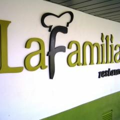 Restaurante para niños : La familiar