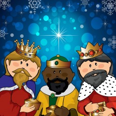 Vive el día de los Reyes Magos en familia