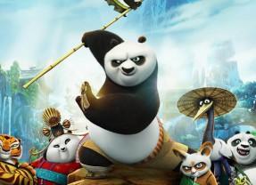 Película infantil: Kung Fu Panda 3