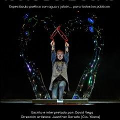 Espectáculo 100% burbujas en el Teatro Lara