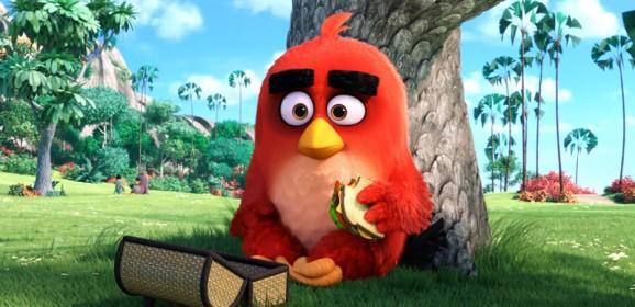 Estreno de Angry Birds en cines
