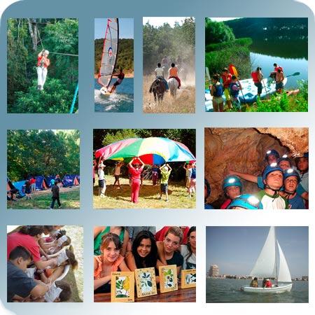 campamentos verano