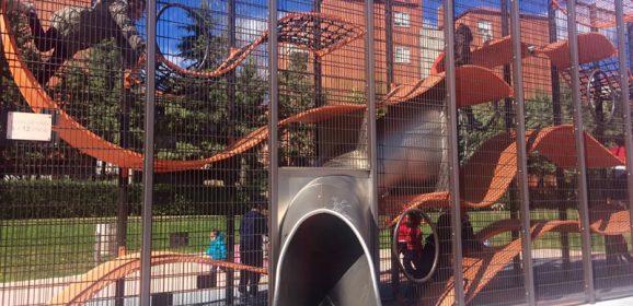 Parque del Hormiguero en Alcobendas