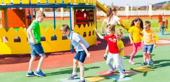 Juegos tradicionales y populares para niños