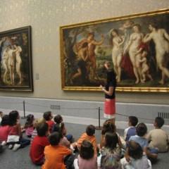 Museo : Juegos en el Museo del Prado