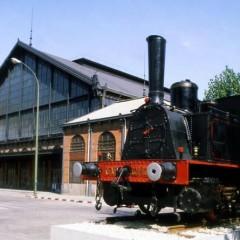 Museo para niños : Museo del Ferrocarril