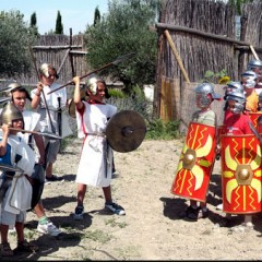 Parque cultural : Arqueopinto