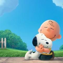 Cine en familia con Snoopy