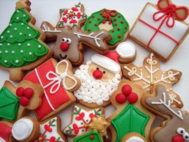 Un dulce de Navidad