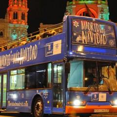 El autobús de la Navidad