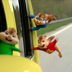 Cine en familia: Alvin y las ardillas