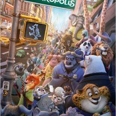Estreno en cines: Zootrópolis