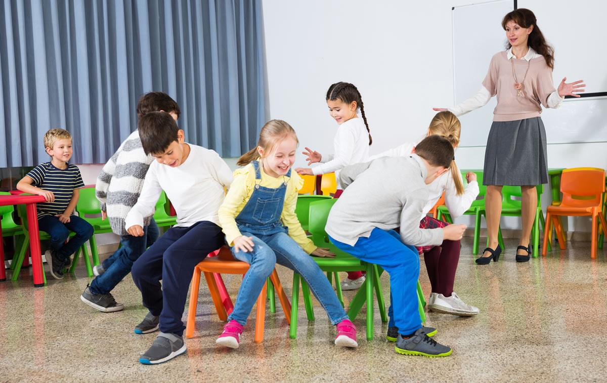juego de las sillas
